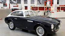 Une Ferrari 225E de 1952 entièrement restaurée