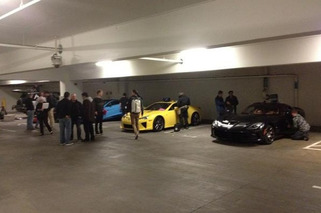 Top Gear Boys Arrive Stateside with LFA, Vanquish and Viper