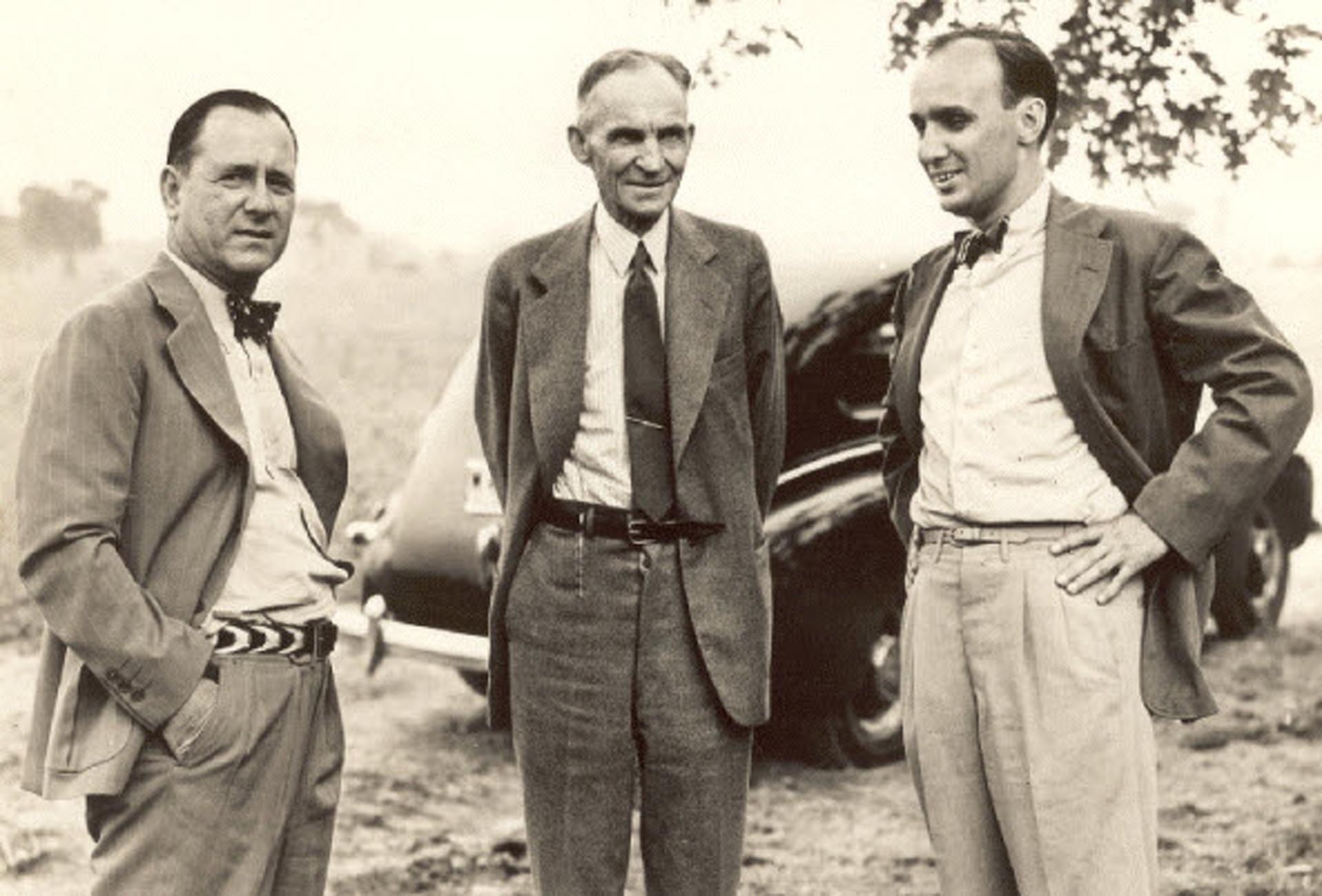 Bold School: Five Must-Read Automotive Authors