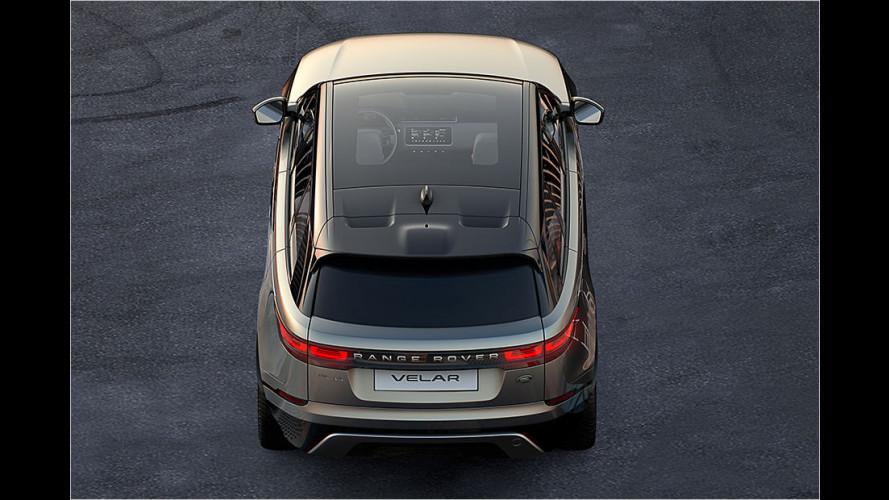 Der neue Range Rover Velar