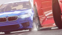 BMW M5 Need For Speed Paybakc