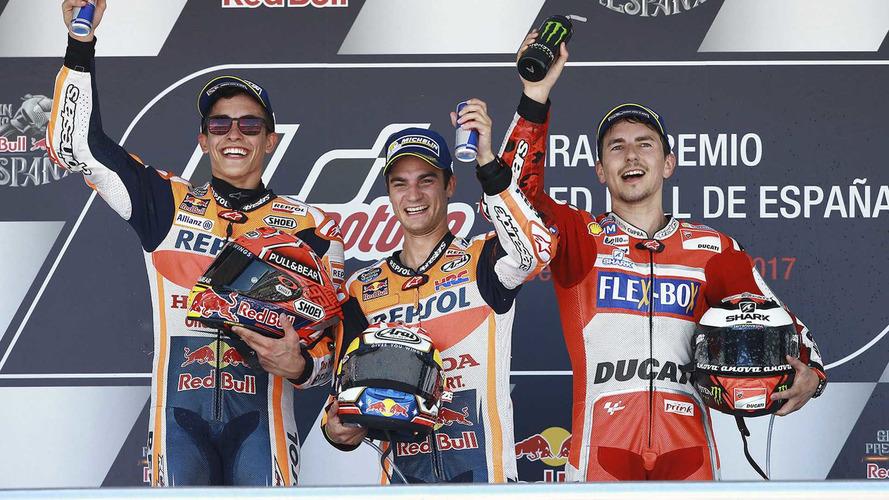 Moto GP: Pedrosa vence corrida na Espanha com drama para Rossi
