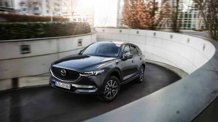 Mazda CX-5 2017: precios para España