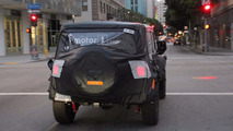 2018 Jeep Wrangler Spy Photos In Los Angeles