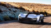 Tesla Roadster Y
