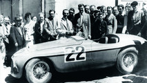 Le Mans 1949 Ferrari 166 MM