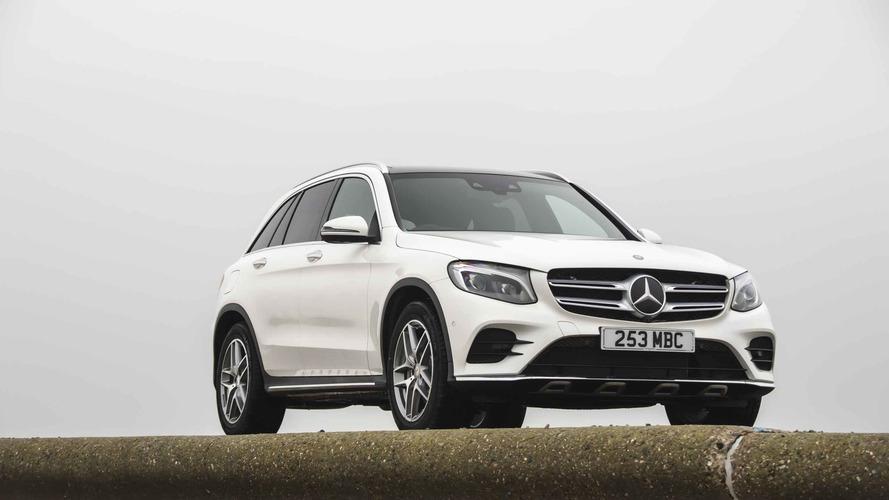 SUVs / crossovers premium – Mercedes-Benz lidera três classes em fevereiro