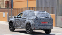 2018 Dacia Duster spy photo