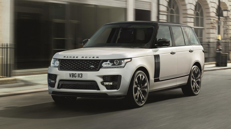 Make Your Range Rover More Stylish With The SVO Design Pack