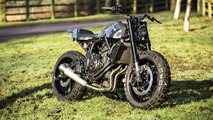 Yard Built XSR700 by Rough Crafts