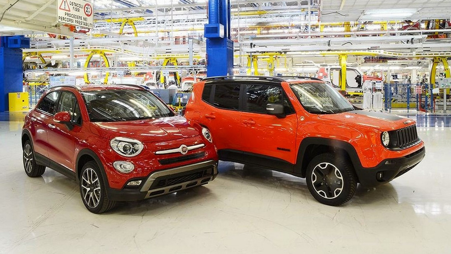 Jeep Renegade x Fiat 500X