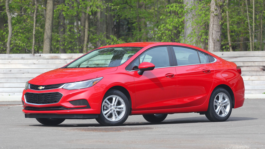 2017 Chevy Cruze Diesel Review: Only Game In Town