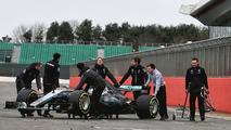 Formule 1 - Mercedes W08 F1