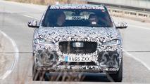 Jaguar F-Pace SVR Photos espion