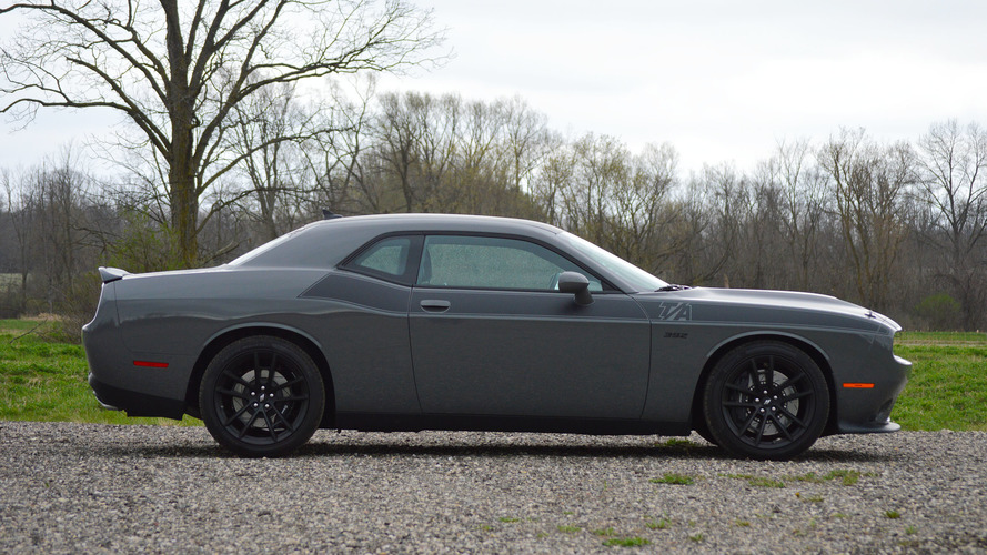 2017 Dodge Challenger T A 392 Review Photo