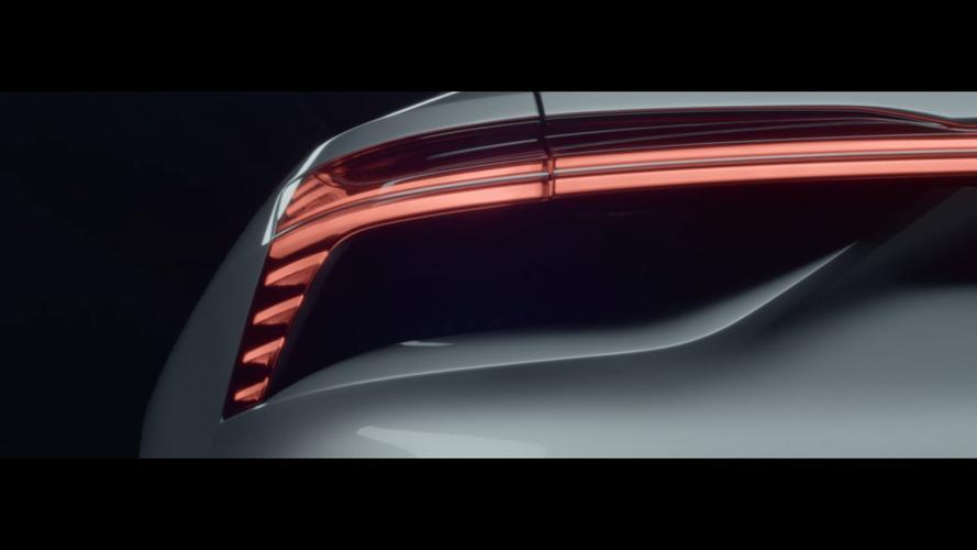 VIDÉO - Un mystérieux concept Audi au salon de Shanghai
