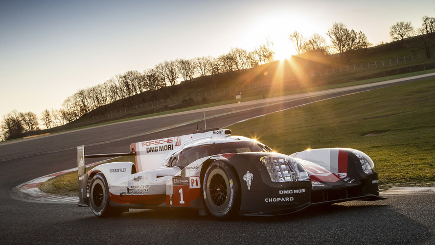 Porsche 919 Hybrid, el arma de Porsche para Le Mans