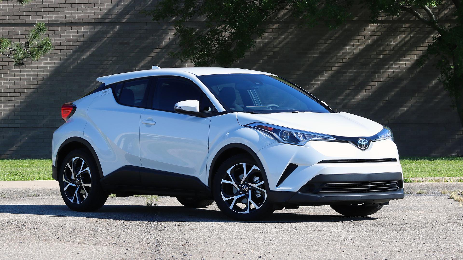 2018 Toyota C Hr Review Simply The Averagest