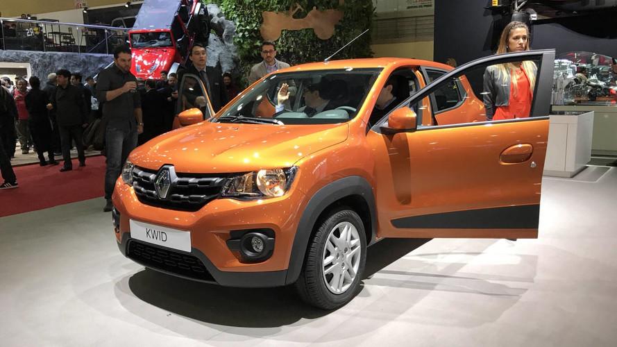 Renault reajusta oferta de pré-venda do Kwid por alta demanda