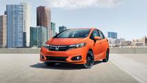Honda Fit 2018 - América do Norte