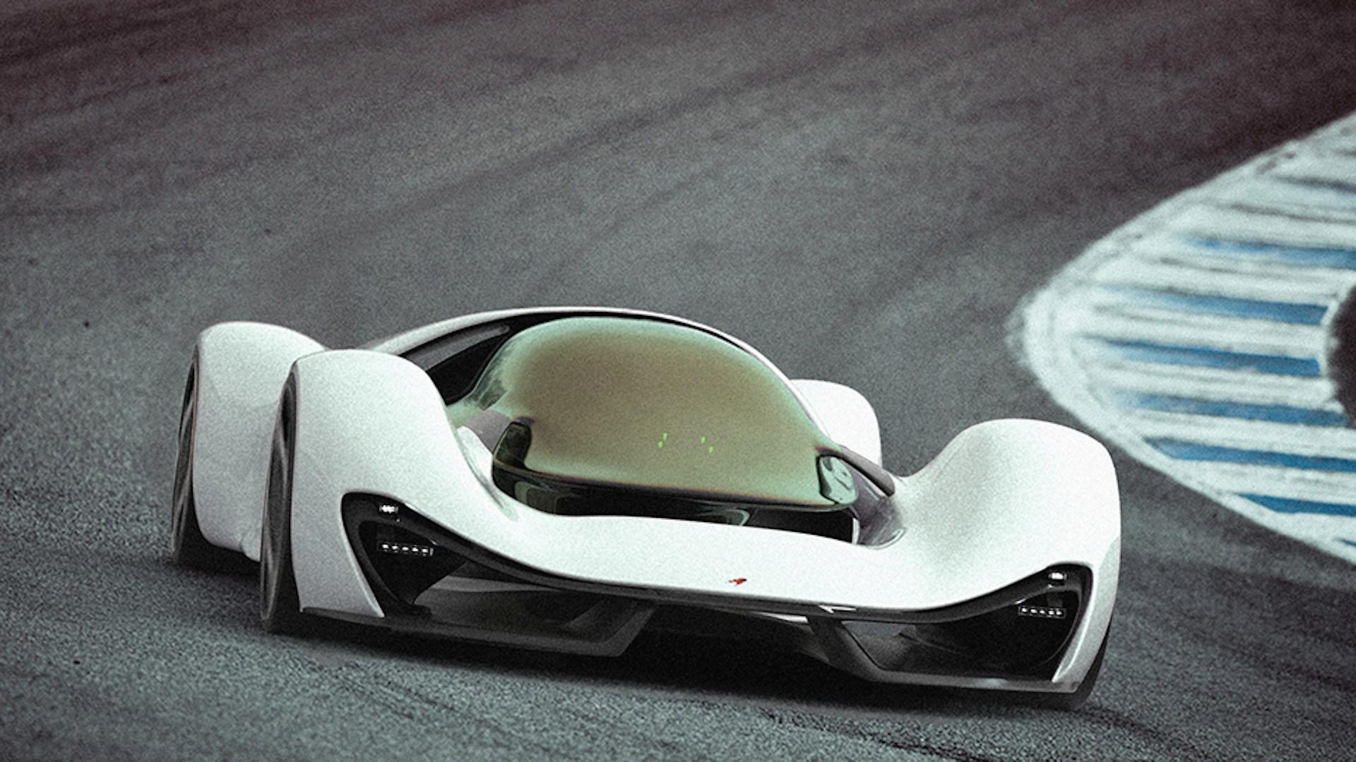 This Mclaren Hypercar Concept Would Be The Perfect Replacement