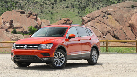 2018 Volkswagen Tiguan First Drive: Weird In Name Only