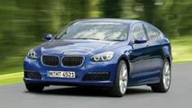 BMW V-Series Rendering