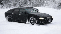 2013 Maserati Ghibli spy photo 18.12.2012 / Automedia
