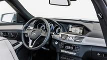 2014 Mercedes-Benz E-Class facelift leaked photo