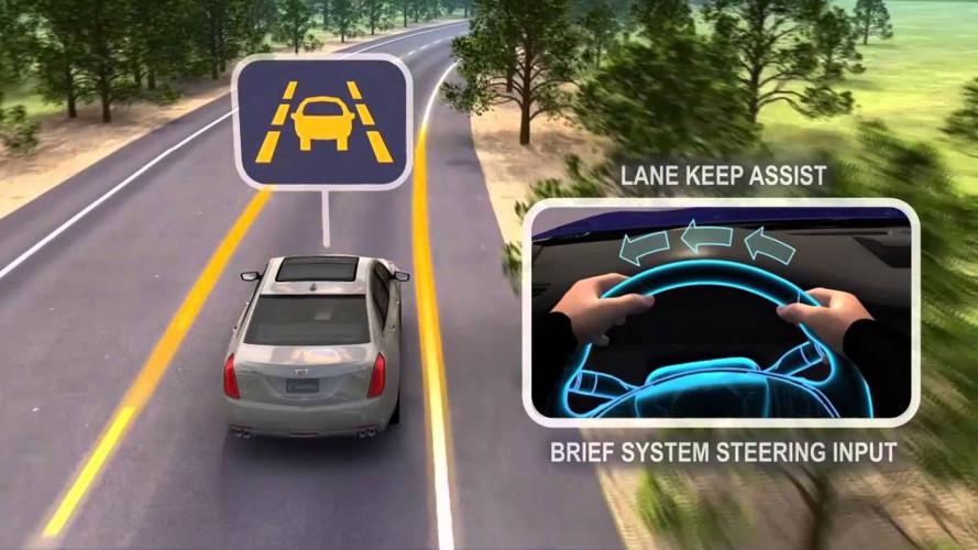 Lane Keep Assist, che cos'è e a chi conviene