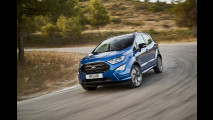Ford EcoSport restyling 2017