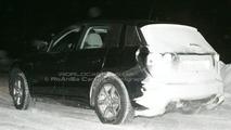 Audi Q5 cold testing