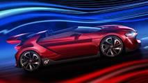 2014 VW Golf GTI Roadster Vision Gran Turismo concept