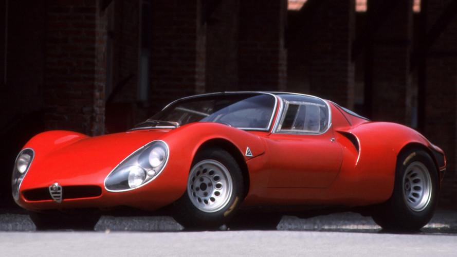 Alfa Romeo 33 Stradale, un capolavoro di tecnologia e design