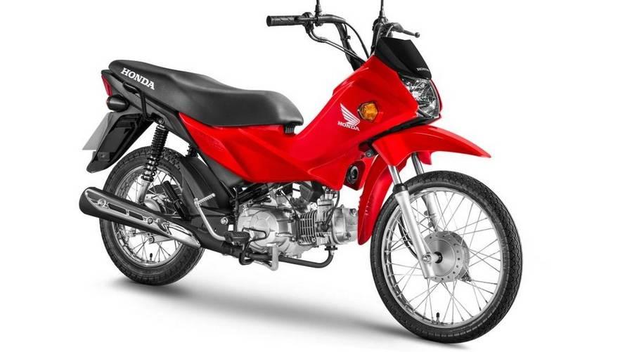 Mais barata da marca, Honda Pop comemora 1 milhão de unidades