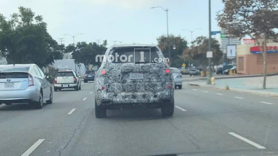 BMW X7 à Santa Monica