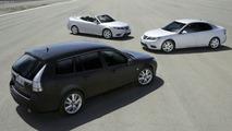 New Saab 9-3 Range