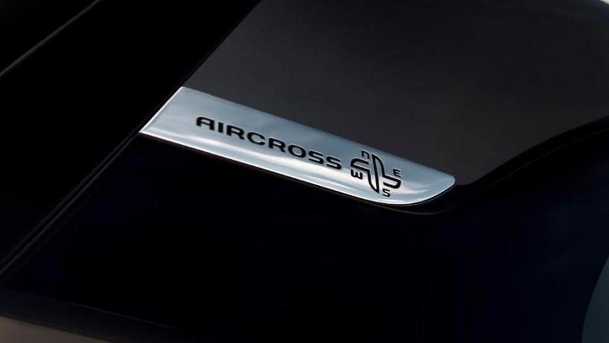 Citroën C4 Aircross teased