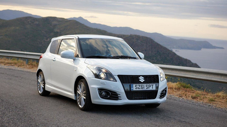Suzuki's US division to end car sales, already filed for bankruptcy