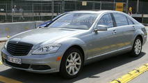Mercedes S-Class Facelift