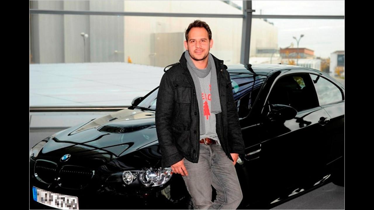 Moritz Bleibtreu: BMW M3