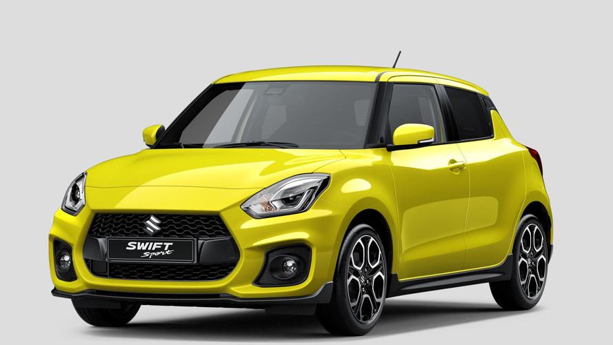 Szeptemberben érkezik az új Suzuki Swift Sport
