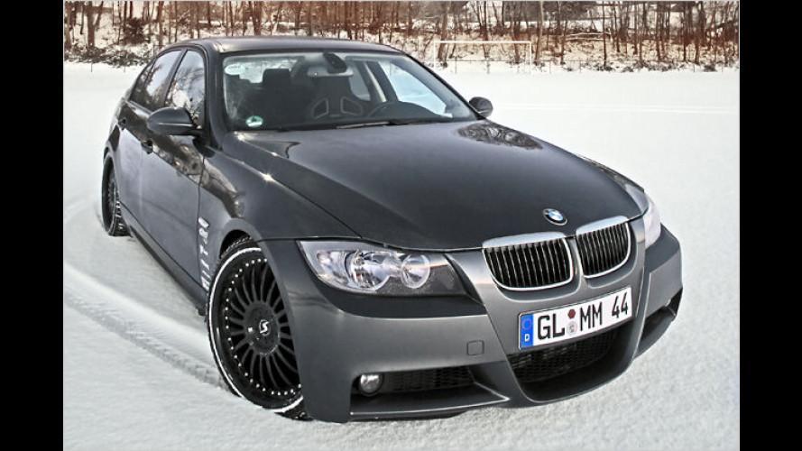 Der BMW, der aus der Kälte kam: Miranda Winter Concept