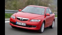 Viele Extras beim Mazda 6