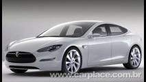 Tesla lança o novo Model S Concept - Sedan 100% elétrico custará R$ 111 mil