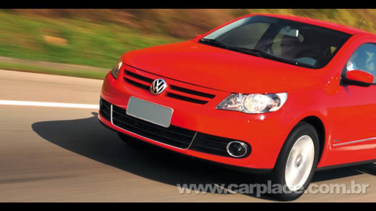 Nova VW Saveiro G5 (Arena) será lançada em agosto - Pick-up terá versão de cabine estendida