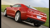 Chevrolet Camaro é a novidade do ano em prêmio do site Edmunds