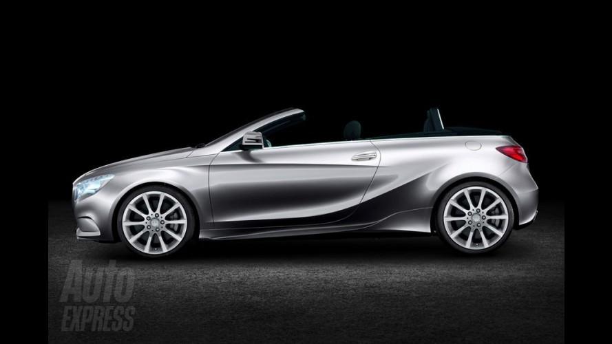 Rumor: Novo Mercedes-Benz Classe A poderá ter inédita versão conversível