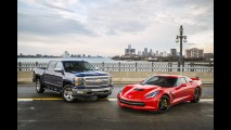 GM em dose dupla: Silverado é Picape do Ano e Corvette leva o Carro do Ano 2014