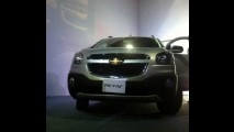 Chevrolet Spin Activ antecipa versão